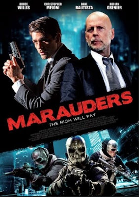 Marauders 2016 Eng BRRip 480p 300mb ESub hollywood movie Marauders 2016 hd rip dvd rip web rip 300mb 480p compressed small size free download or watch online at world4ufree.be