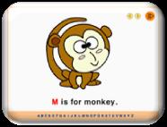 http://www.angles365.com/classroom/alphabet/a.html