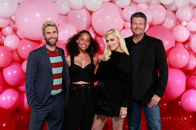 Neste ano, a cantora Gwen Stefani retorna ao time de técnicos do programa - Divulgação