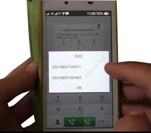 Cara Cek Kode IMEI Sony Xperia Asli (Kode Rahasia)