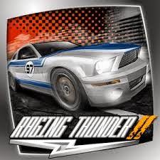 tải game Đua Xe HD Raging Thunder cho android