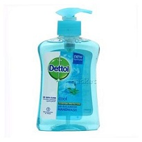 Pay Rs.114 for Dettol Cool Handwash 250Ml (Pack of 2) & Get Rs.100 Cashback in Citrus Wallet @ Shopclues