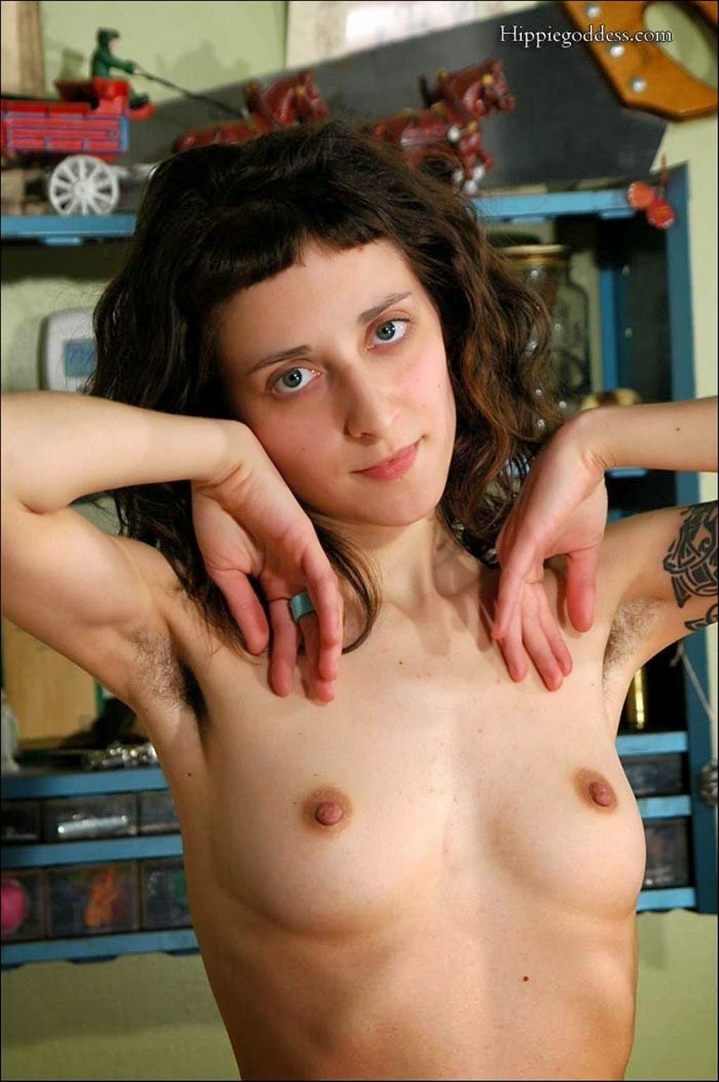 Sexy Teen Girls With Bushy Armpits And Pussy  Archivosmanga-6588