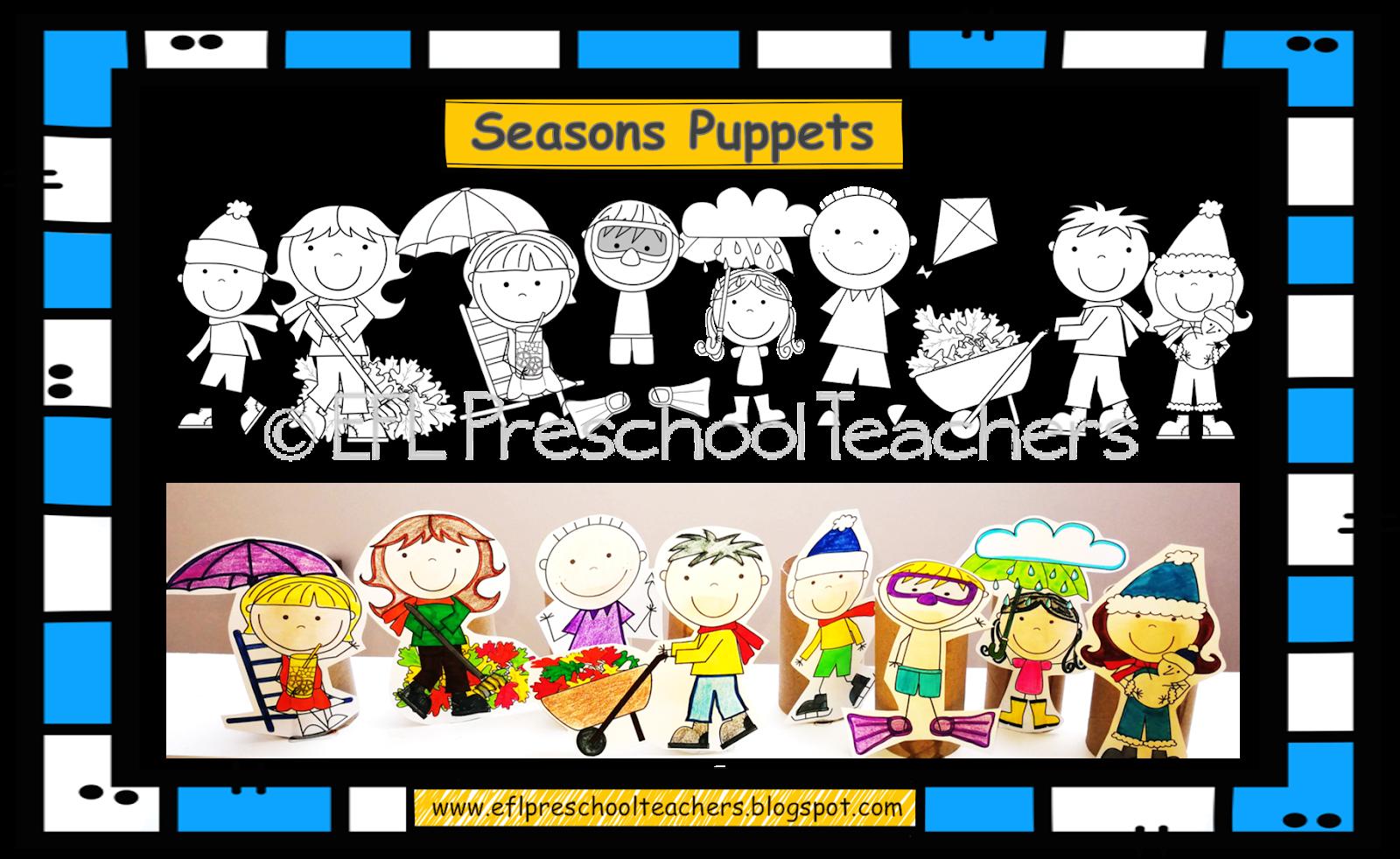 Esl Efl Preschool Teachers
