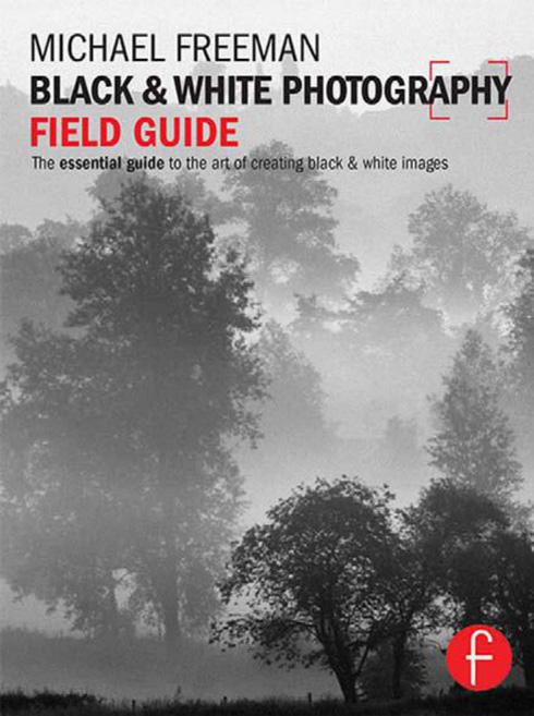 Portada libro: Guia de campo de fotografía en blanco y negro