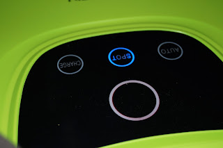 Touchpad Saugroboter