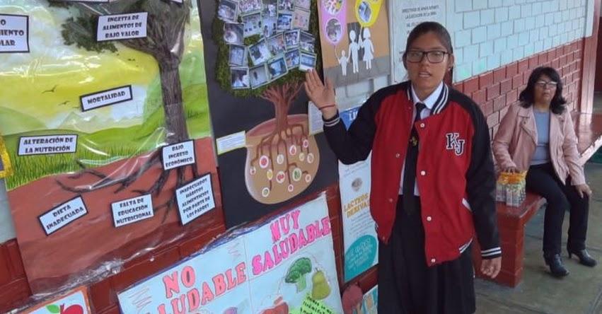 DRE Callao: Escolares presentaron asuntos públicos de su interés