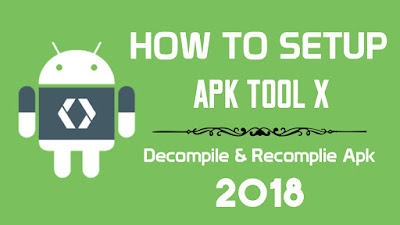 How To Setup Apktool x on Android
