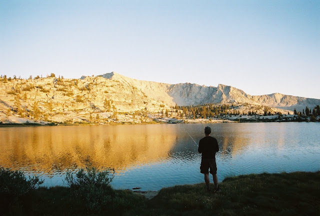 Disappointment Lake, Kings Canyon National Park, John Muir Wilderness California, Hiking and Backpacking the High Sierra