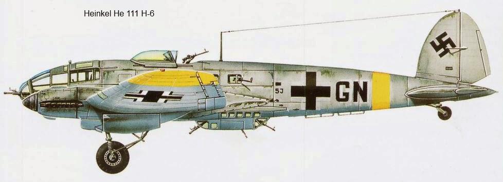 22507// KEY German Bombers of World War 2 No 18 Aviation Archive
