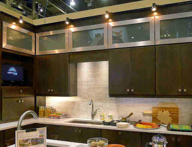 kitchen recessed lights ideas