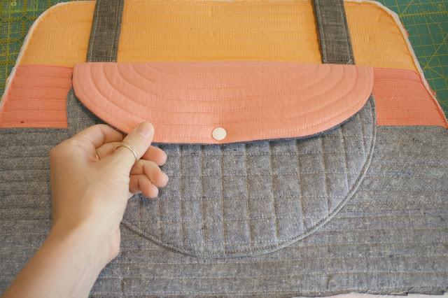 Purse Palooza Pattern Review Sew Sweetness Aragon Bag