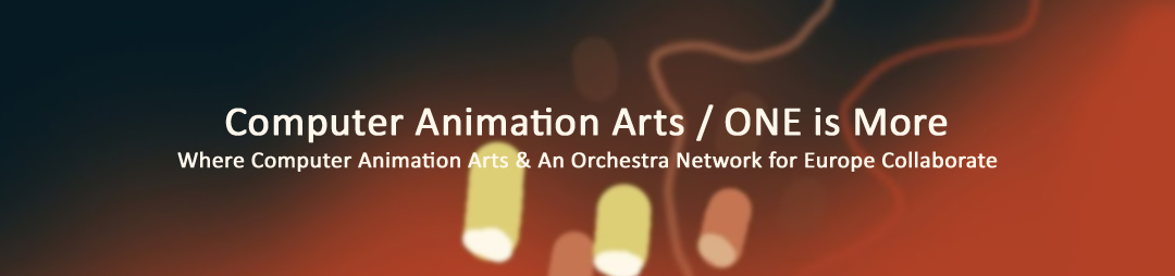 Computer Animation Arts / One Is More