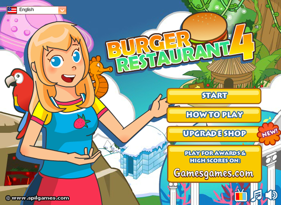 Burger Restaurant Burger restaurant, Comic movies