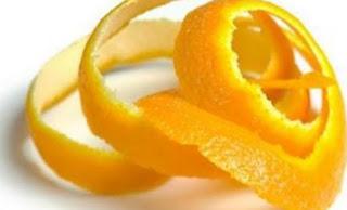 Cara Memutihkan Ketiak Dengan Kulit Jeruk