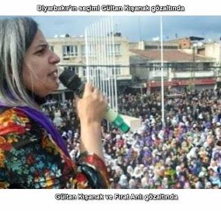 Diyarbakır Büyükşehir Belediyesi Eşbaşkanları Gültan Kışanak ve Fırat Anlı gözaltında
