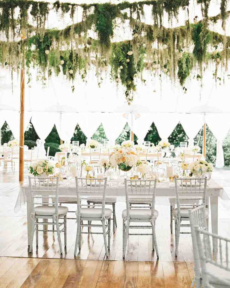 Unique Wedding Reception Ideas: Decorating Wedding Reception