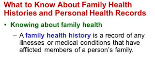 Why is it important to know about your personal health ?