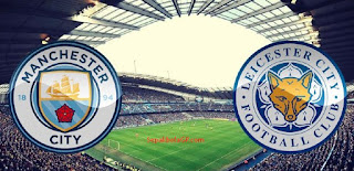 Link Live Streaming Manchester City vs Leicester - Sabtu 10 Februari 2018