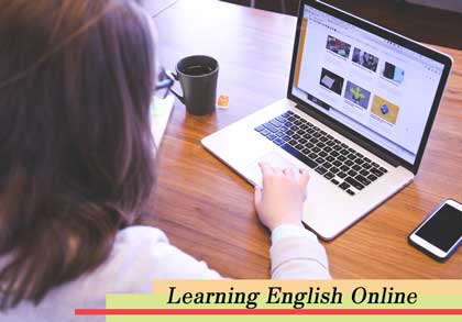 website kursus bahasa Inggris online