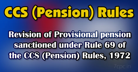 CCS Pension Rules