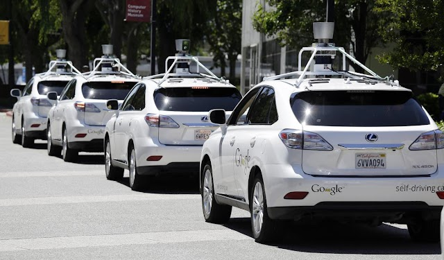 Google Cars now on roads in Texas - @Googlecars