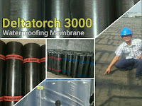 Deltatorch 3000 Membran untuk Waterproofing