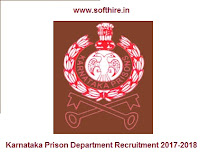 Karnataka Prison Department Recruitment