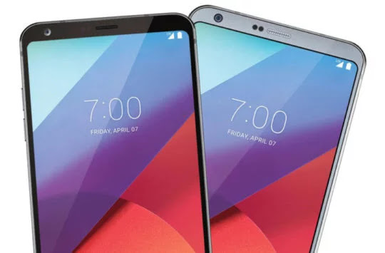 LG G7 Akan di Rilis Bulan April Mungkin dengan Snapdragon 835