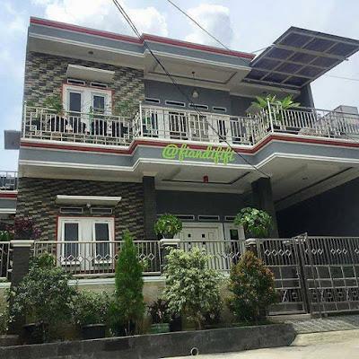 Model Rumah Cantik Mewah