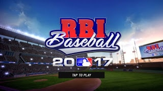 R.B.I Baseball 17 homerun v1.0 Mod Apk Full version