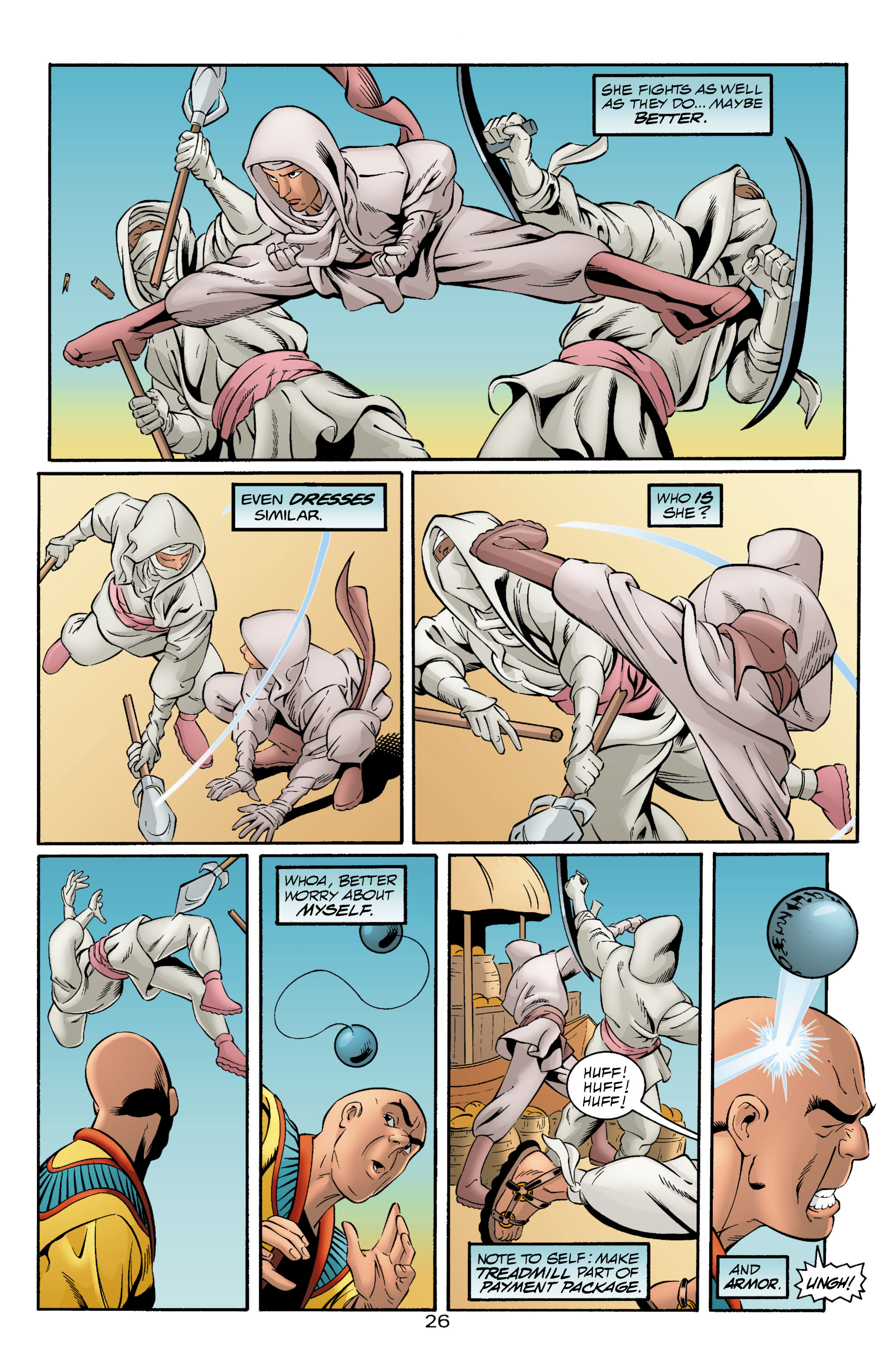 Detective Comics (1937) 748 Page 25