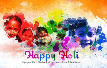 happy Holi,
