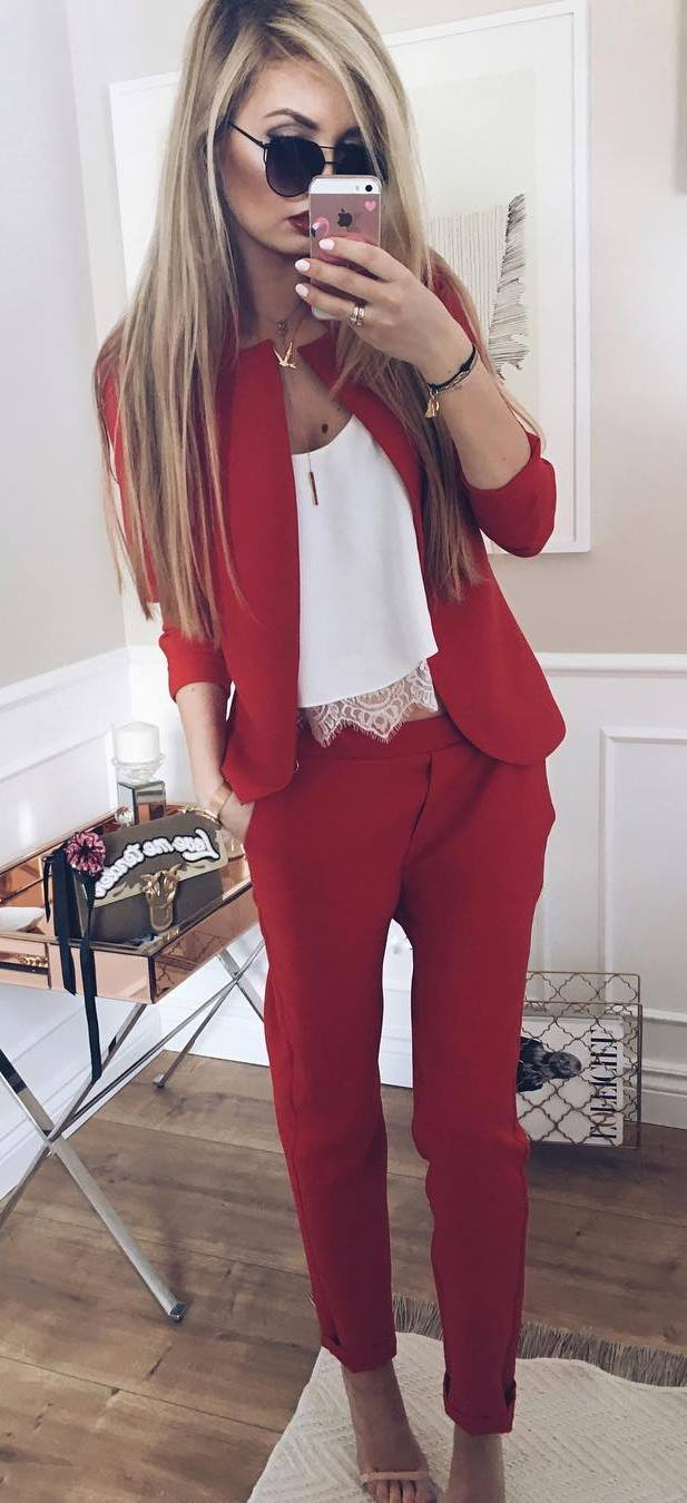 business outfit idea