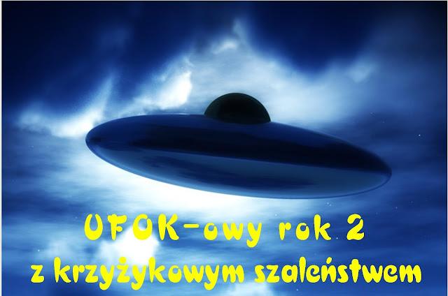 UFO-kowy rok 2 z Krzyżykowym Szaleństwem