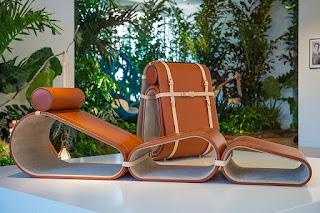 Незабываемый отдых с мебелью от Louis Vuitton