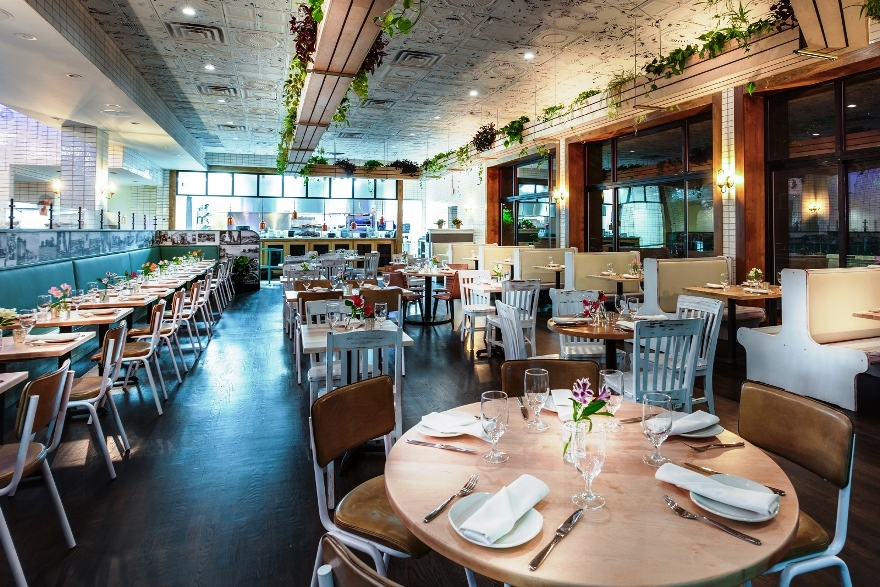 CLARENDON: Ambar Clarendon Debuts Lunch Service with