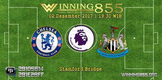 Prediksi Akurat Chelsea vs Newcastle United 02 Desember 2017