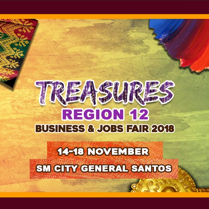 Support Small, Buy Local at Treasures Region 12 Business & Jobs Fair 2018
