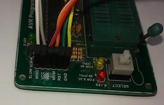 usbasp programmer 6 isp pin, isp pin of usbasp programmer