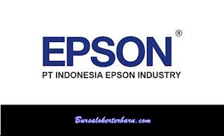 Lowongan Kerja Terbaru di PT Epson Indonesia Industry