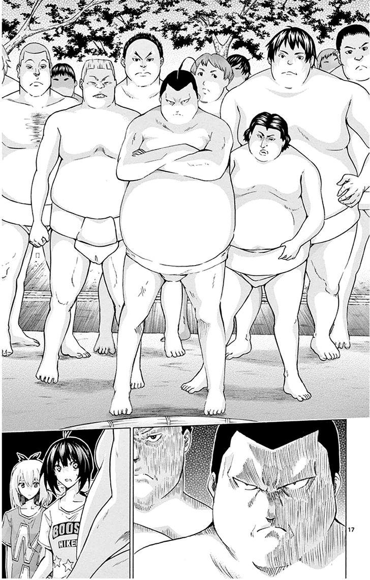 Keijo!!!!!!!! - Chapter 103