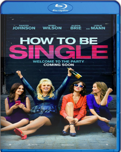 How to Be Single [BD25] [2016] [Latino]