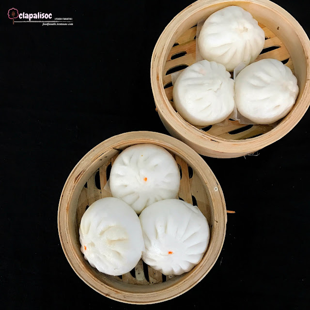 Siopao from Mei Wei Chinese Kitchen