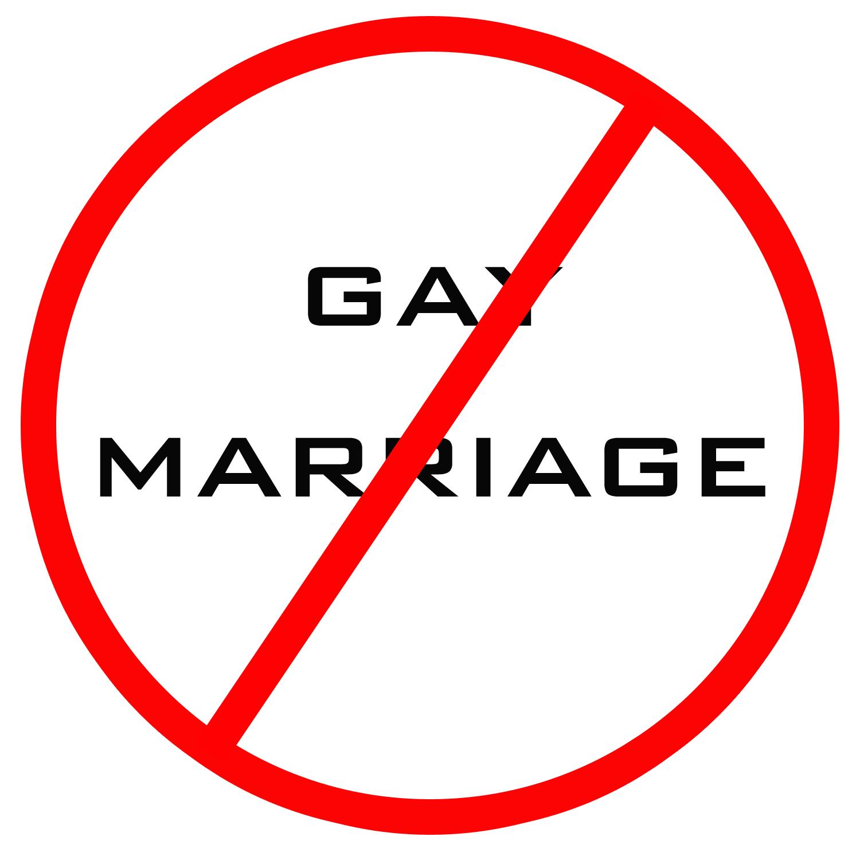 Agaisnt Gay Marriage 96