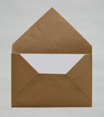 Como fazer um envelope