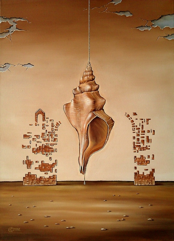 12-When-the-Water-s-Gone-Svetoslav-Stoyanov-Rules-and-Restrictions-Forgotten-in-Surreal-Paintings-www-designstack-co