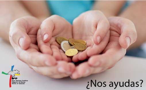 Donativos misioneros Cantabria