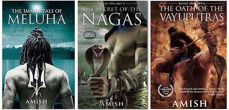 Download All Books By Amish Tripathi For Free
