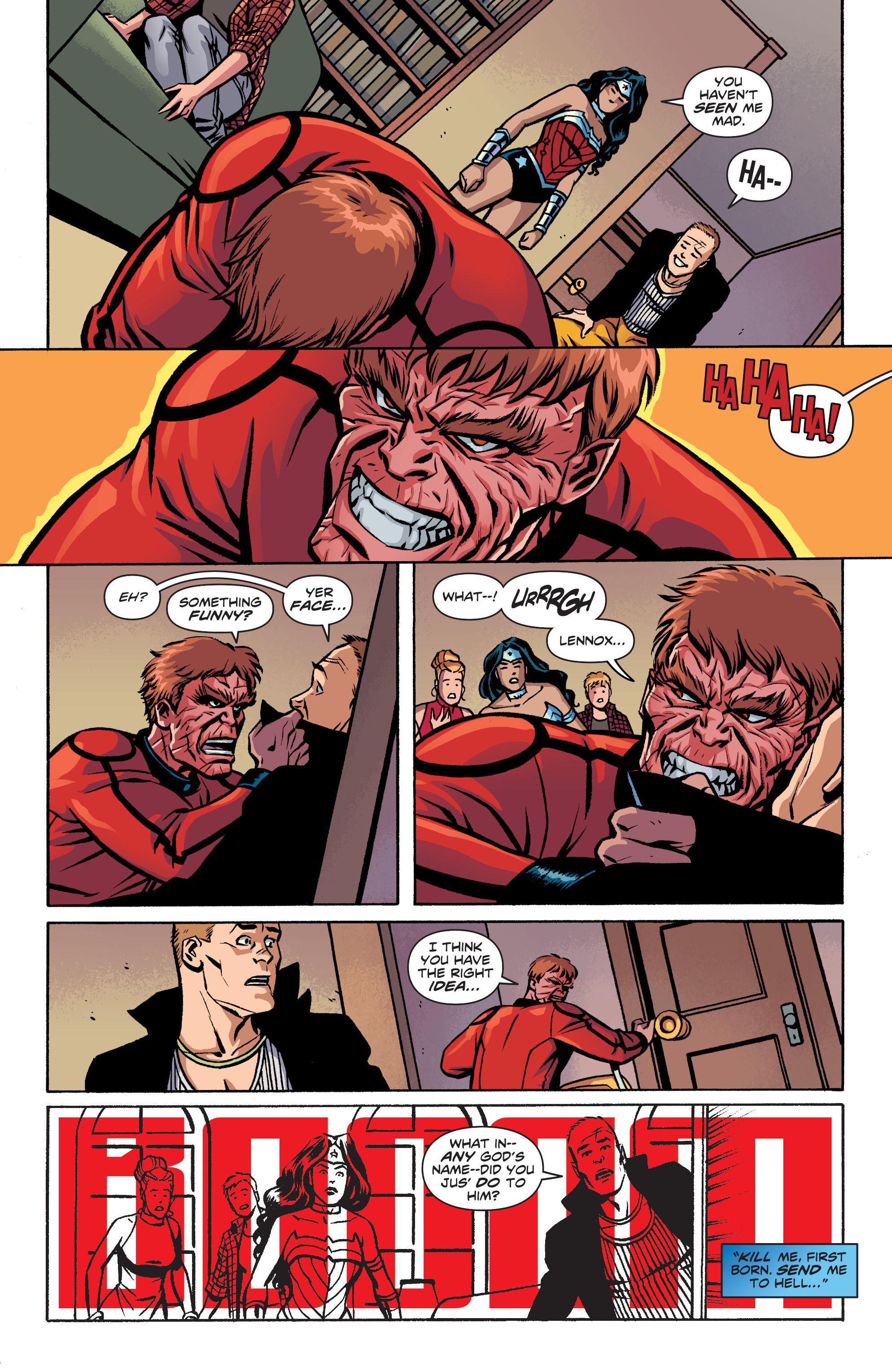 Read online Wonder Woman (2011) comic -  Issue #19 - 17